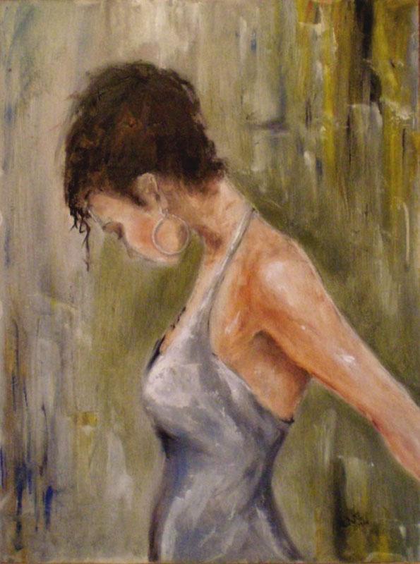 Táncosnő