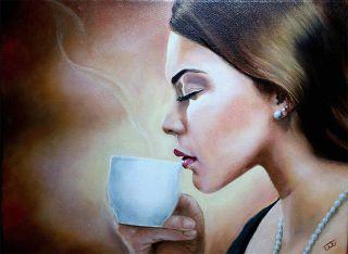 A kávé illata